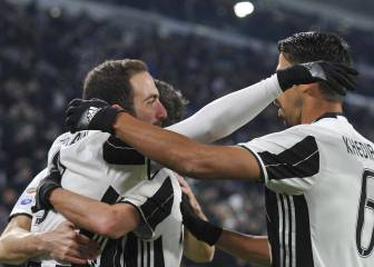 Juventus 3-0 Bologna : Goles y resultado - Jornada 19 Serie A 2016/2017