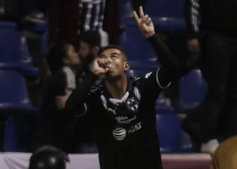 Con gol de Edwin Cardona, el Monterrey vence al Puebla