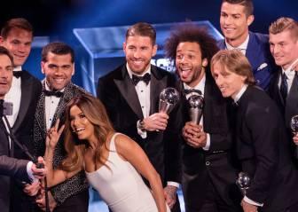 FIFA FIFPro: 9 jugadores de la Liga española más Neur y Alves