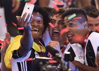 Cuadrado inicia el camino para revalidar el título de Copa Italia