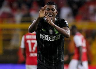 El dilema de Orlando Berrío: jugar Copa con Nacional o Flamengo