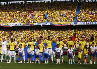 ¿Cuál sería la Selección Colombia local para el amistoso vs. Brasil?