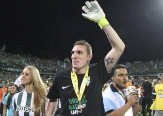 Armani, uno de los candidatos para el arco de Boca Juniors