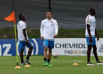 Dayro, Valencia y Aldo, cartas clave para el juego ante Brasil