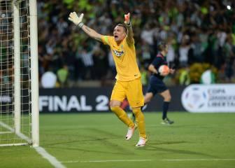 ¿Franco Armani, el reemplazo de Buffon en la Juventus?