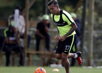 Nacional 2017: Dayro entrena por primera vez con el verde