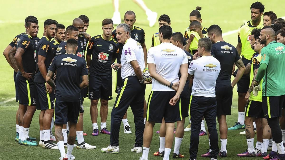 Robinho vuelve al seleccionado brasileño para un amistoso