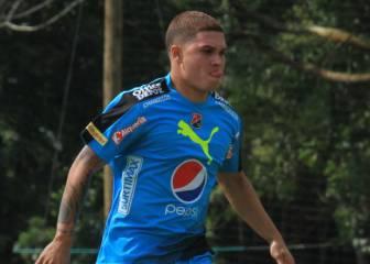 Quintero y otros 16 futbolistas que jugaron en Nacional, DIM y Envigado