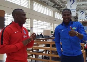 El Trabzonspor quiere juntar a Hugo Rodallega y Fabián Castillo