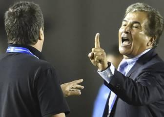 Duro castigo a Jorge Luis Pinto en Panamá por pelea con 'Bolillo'