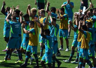 Chapecoense regresa para jugar amistoso ante Palmeiras