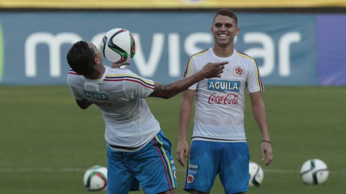 Gustavo Cuellar convocado para amistoso ante Brasil