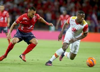 Santa Fe y DIM empatan 0-0; Superliga se define en Bogotá