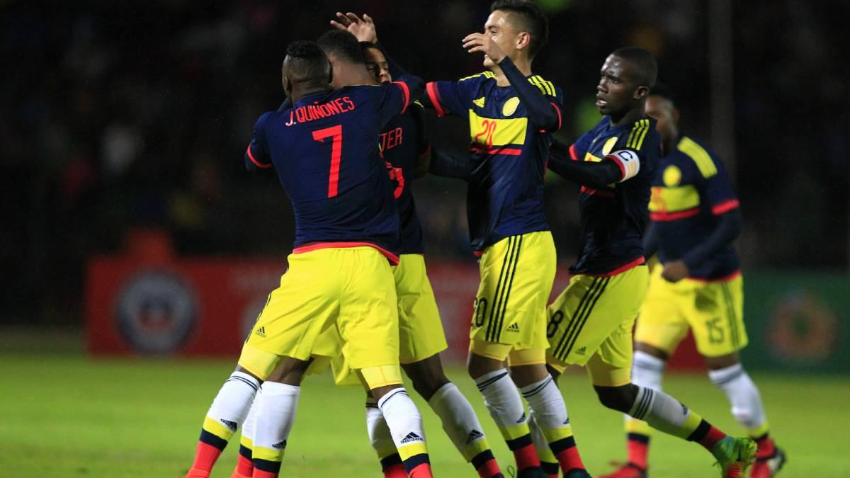 Colombia Vs Chile En Vivo Online: Sudamericano Sub-20 2017