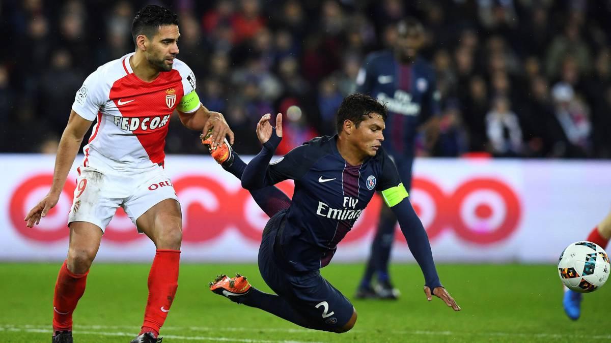 Niza aprovecha el empate en el duelo directo entre PSG y Mónaco