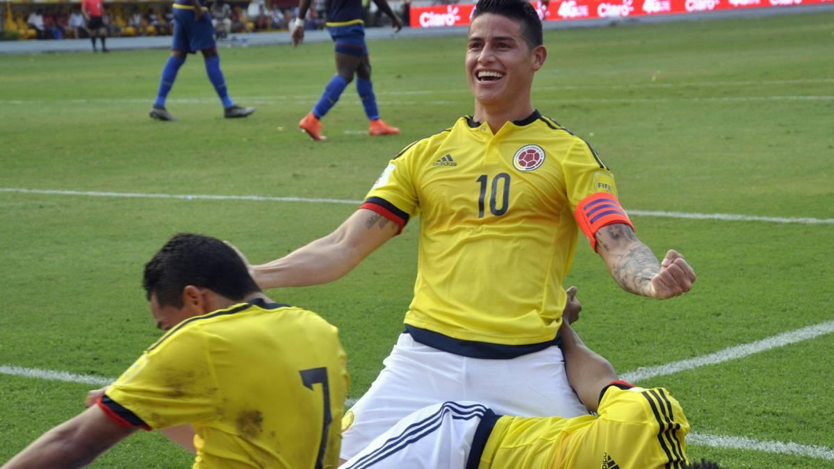 Mira Los Horarios Para Los Partidos De Colombia En Marzo Por La Eliminatoria