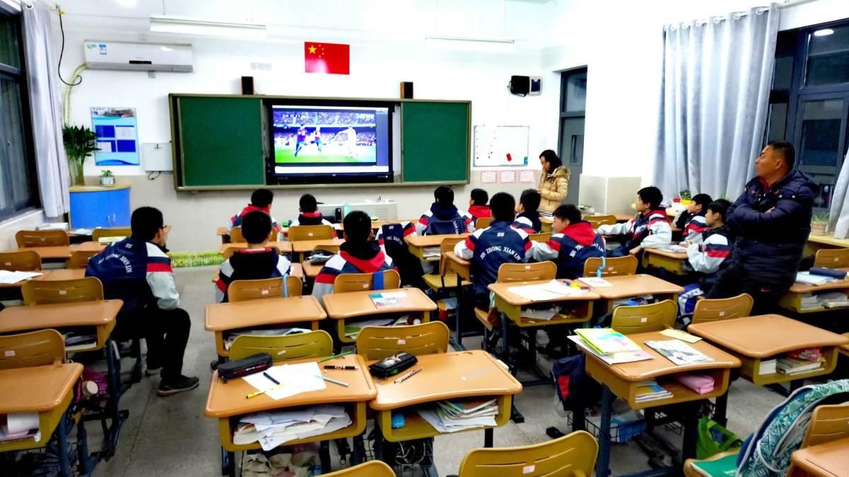 Hacia dónde va China  Su proyecto en divisiones menores - AS Colombia 61a590fa3c603