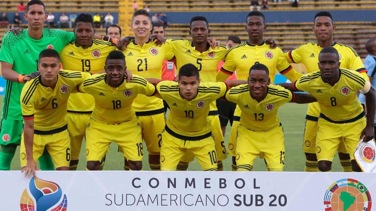 Campeonato Sudamericano Sub 20: Las Cuentas De Colombia Para Clasificar Al Mundial De