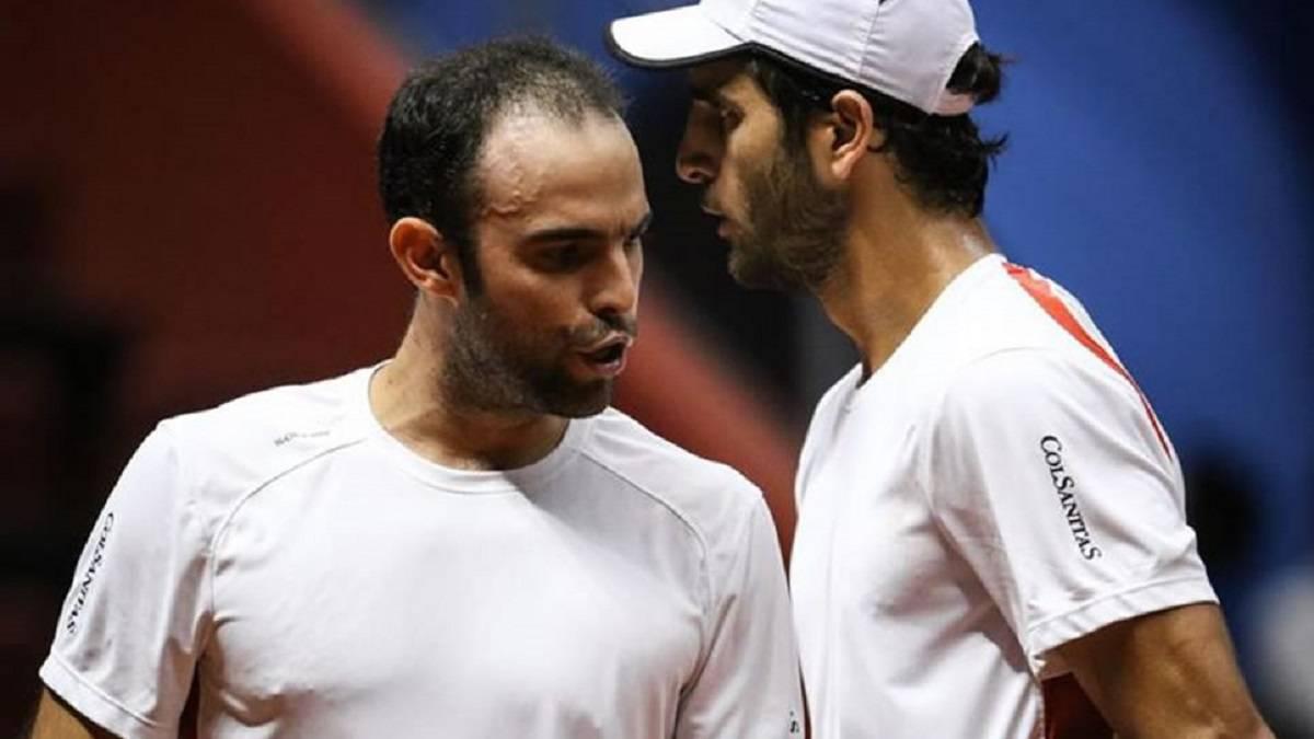 Juan Sebastián Cabal y Robert Farah, campeones del ATP de Buenos Aires