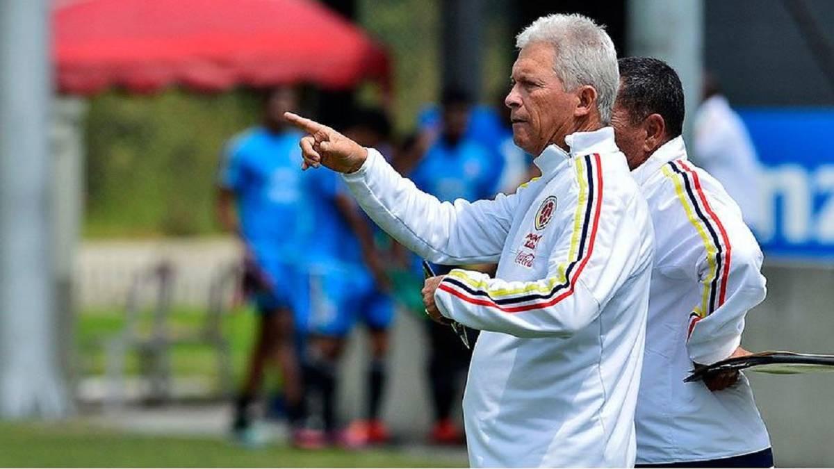 Selección chilena sub 17 sumó nuevo empate ante Colombia en sudamericano