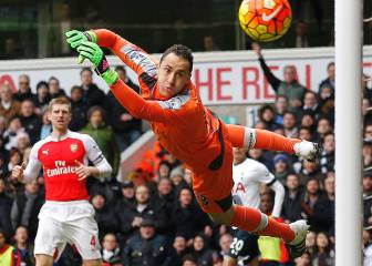 David Ospina quiere figurar en un Arsenal en crisis