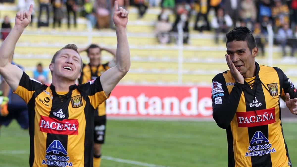 El Tigre le ganó a Santa Fe con un doblete de Chumacero