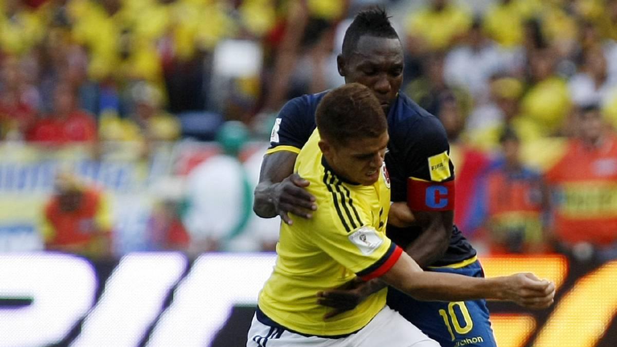 Ecuador definió a sus convocados para los duelos ante Paraguay y Colombia