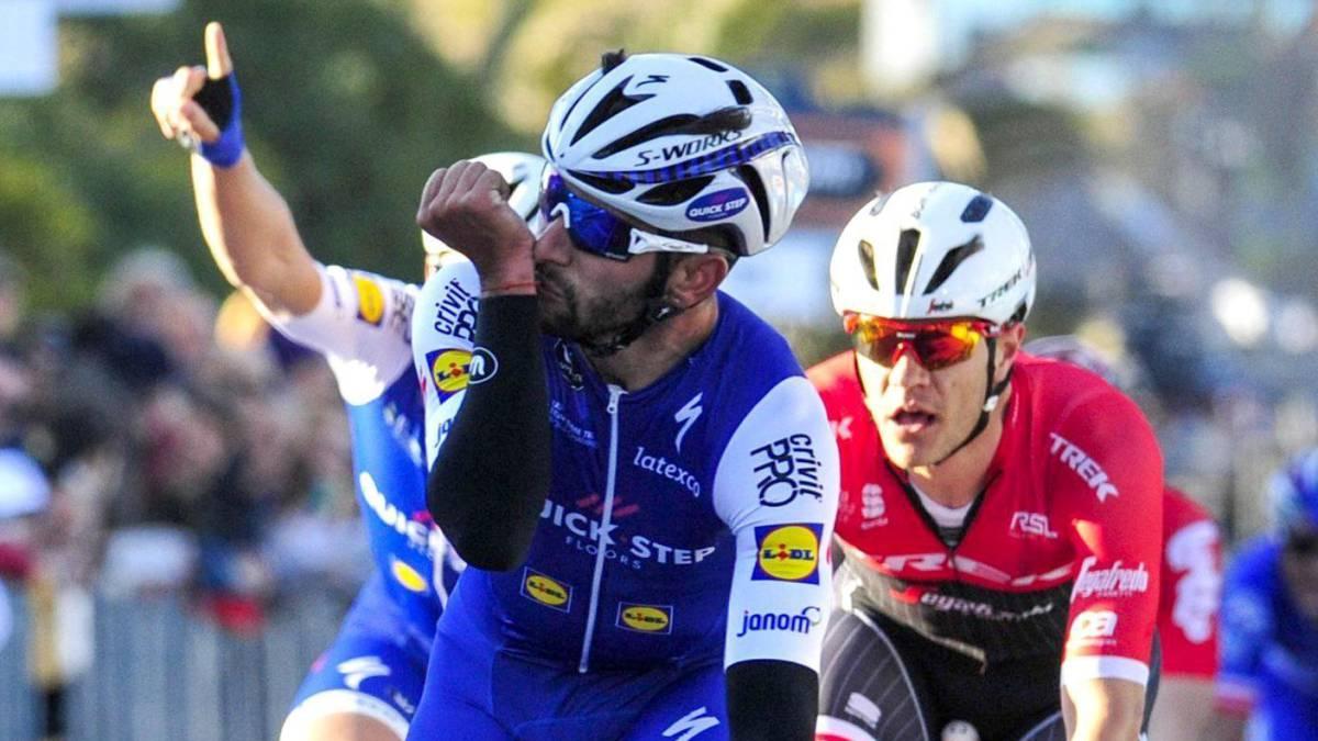 El polaco Kwiatkowski ganó la Milán San Remo