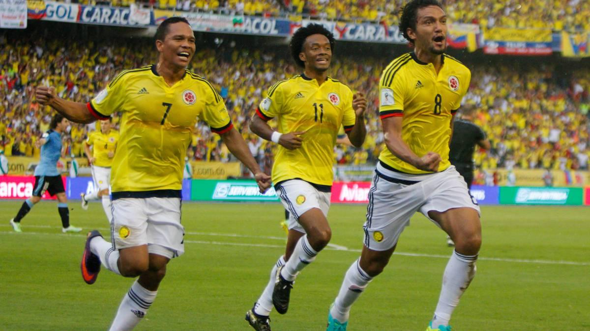 Colombia venció a Ecuador y dejó atrás a Argentina