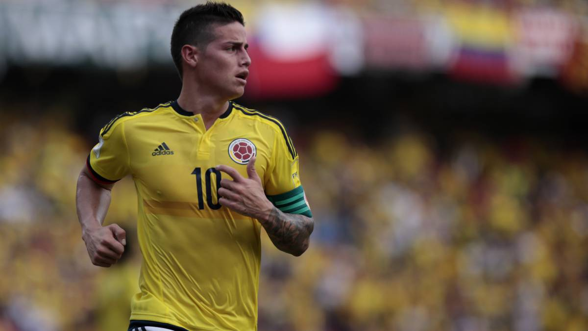 Colombia vs Bolivia en vivo online: Eliminatorias