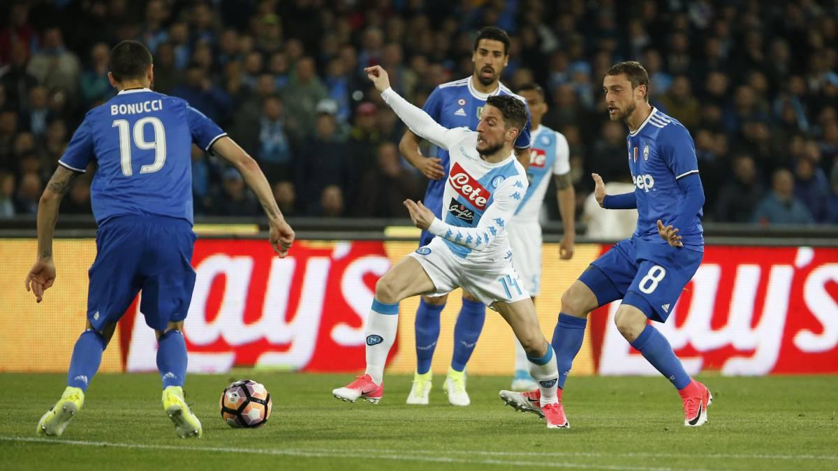 Napoli – Juventus en vivo y directo online  Fecha 30 Serie A - AS ... a6955cf16c802