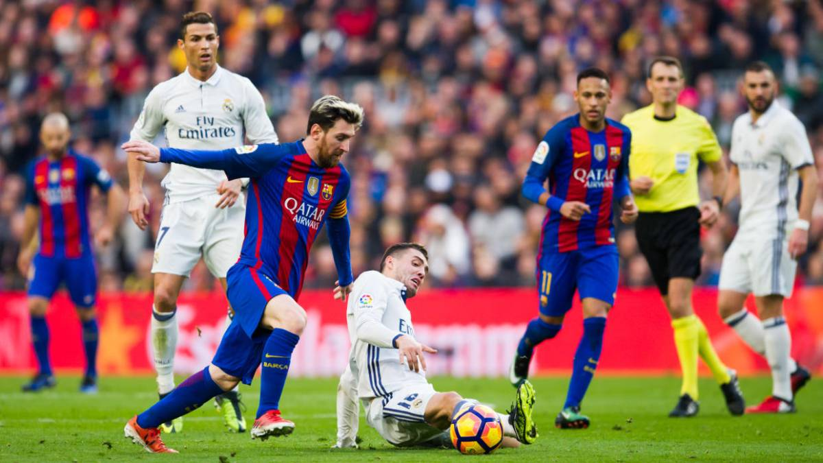 Image Result For Vivo Barcelona Vs Real Madrid En Vivo Match Live A
