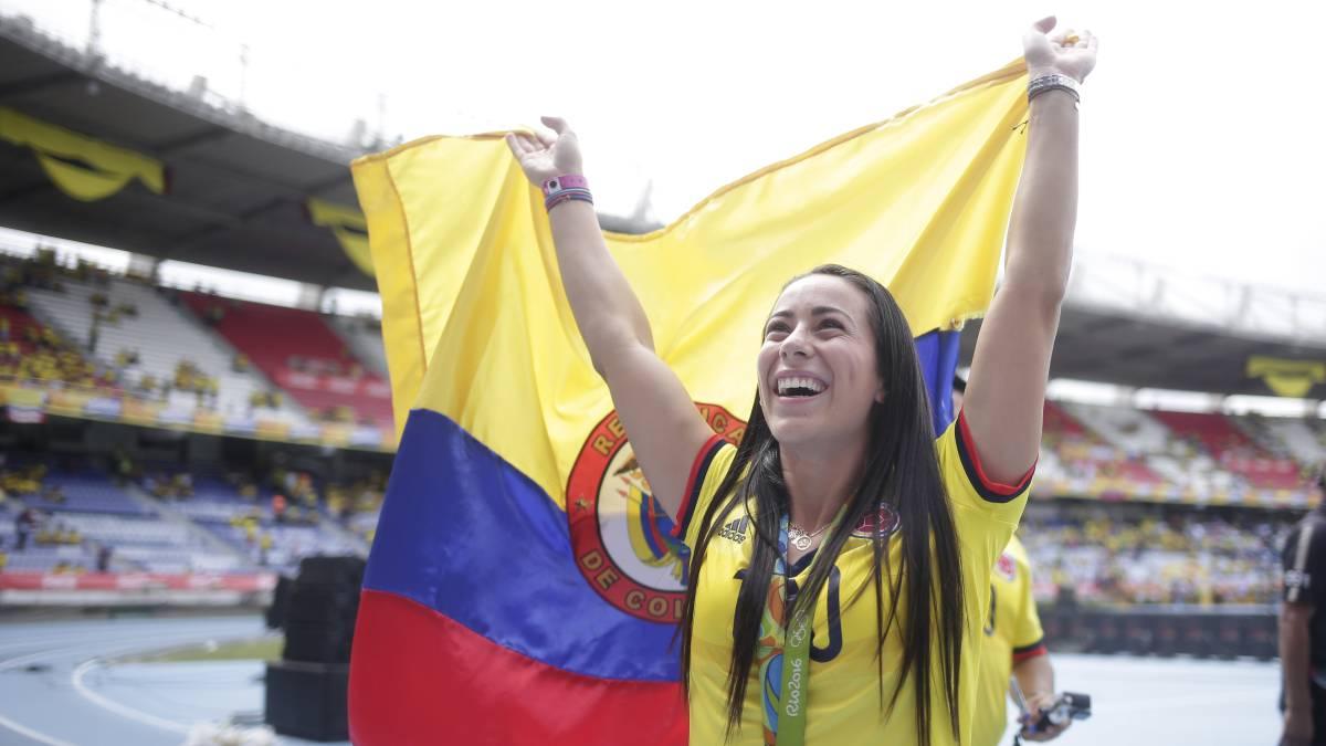 Hacia Nairo solo tengo admiración, respeto y agradecimiento: Mariana Pajón da explicaciones