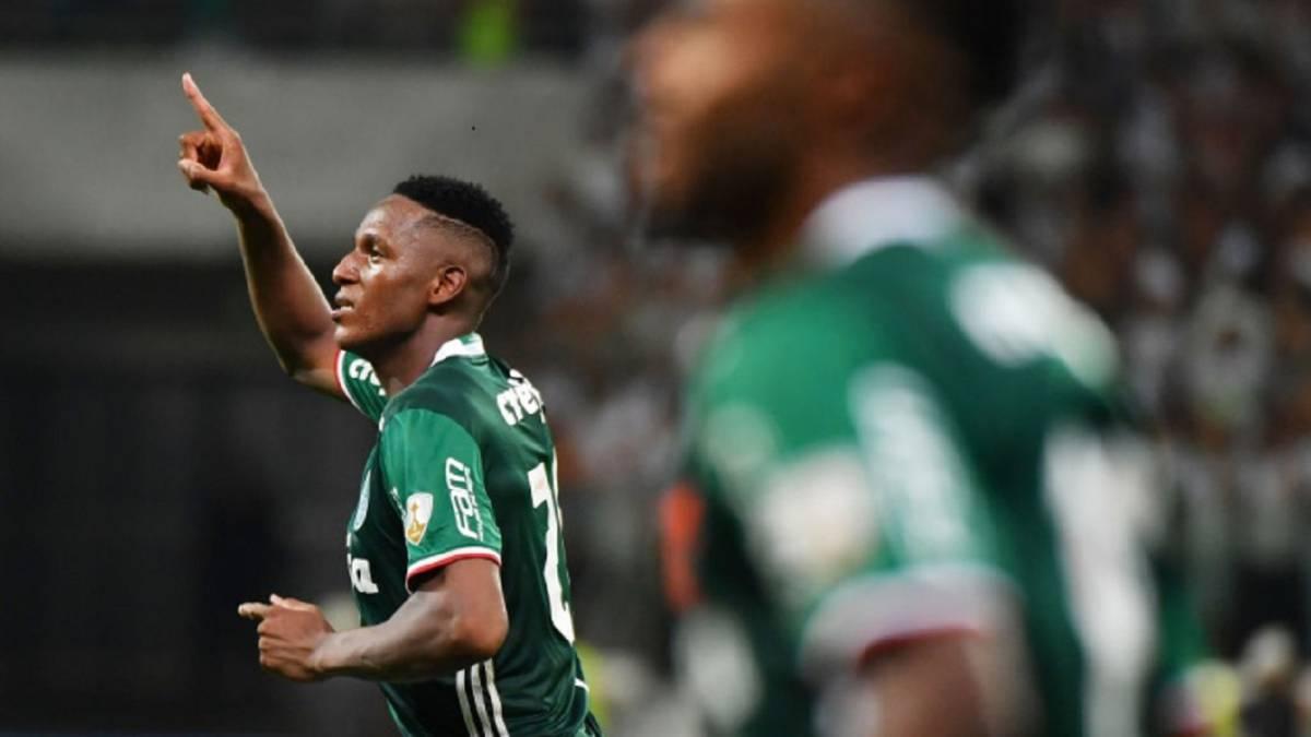 Palmeiras despide a su técnico tras la derrota ante Wilster