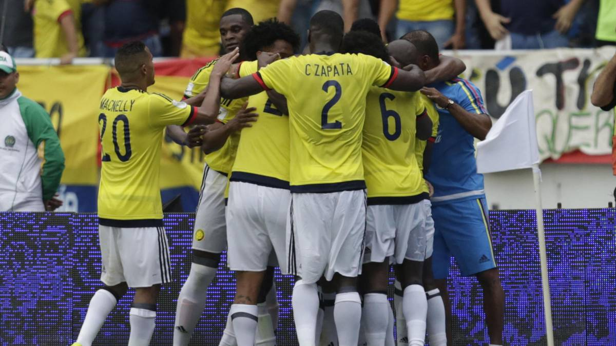 Selección Colombia jugará amistoso contra Camerún en Madrid