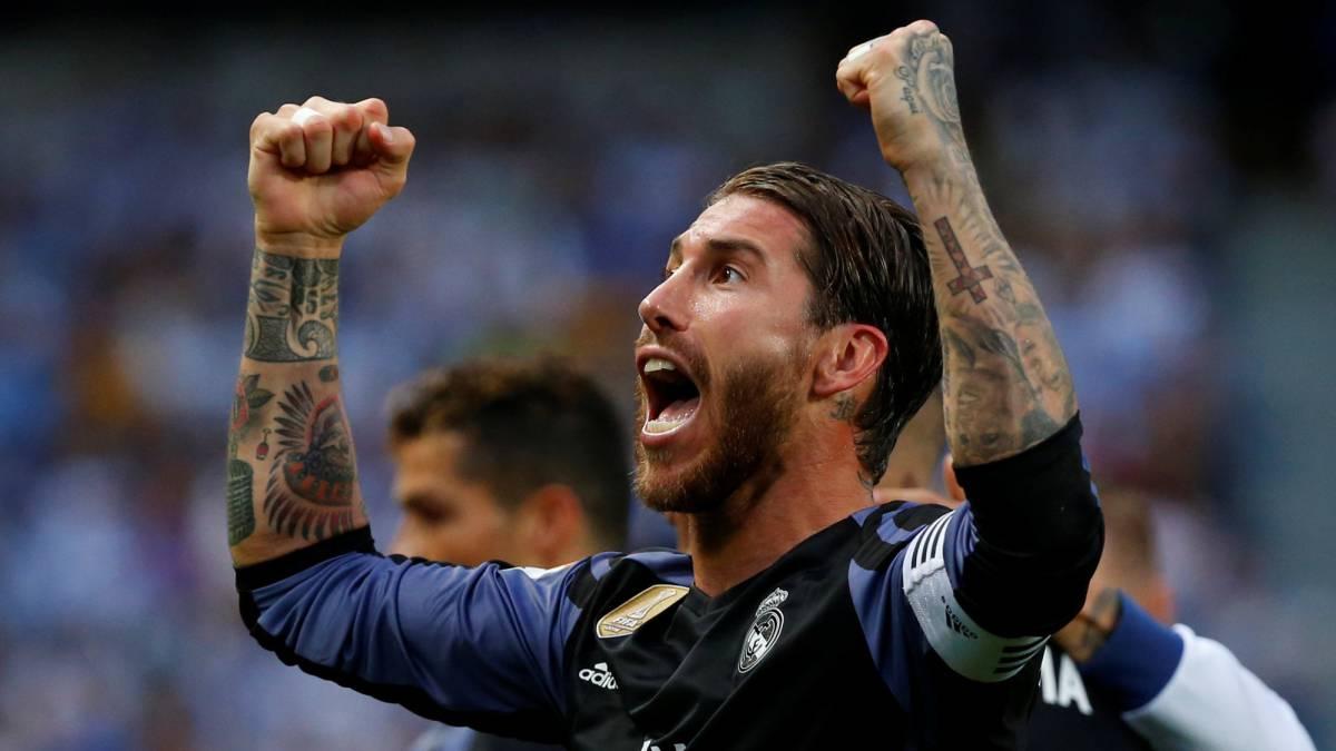 Ramos destaca que Real Madrid fue mejor que sus rivales