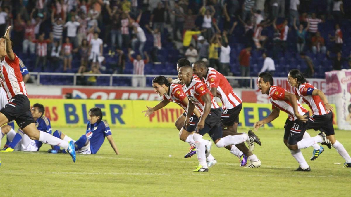 América de Cali y Atlético Nacional pasan a semis — Colombia