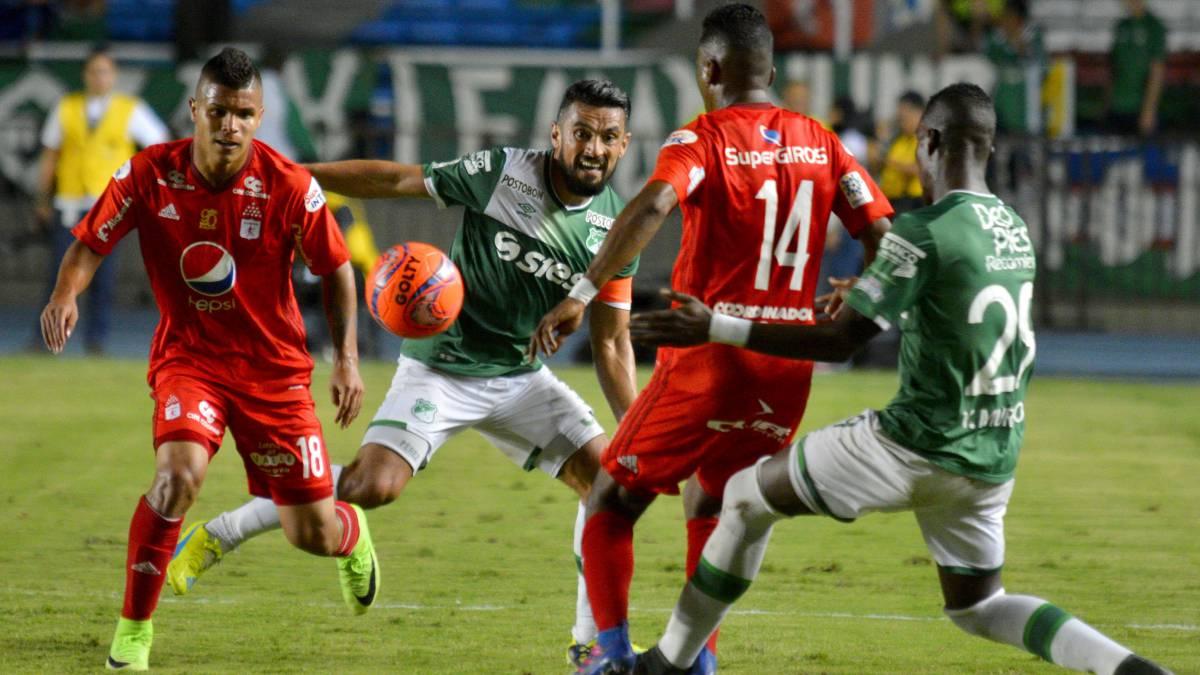 Millonarios derrotó a Bucaramanga y clasificó a las semifinales — Liga Águila