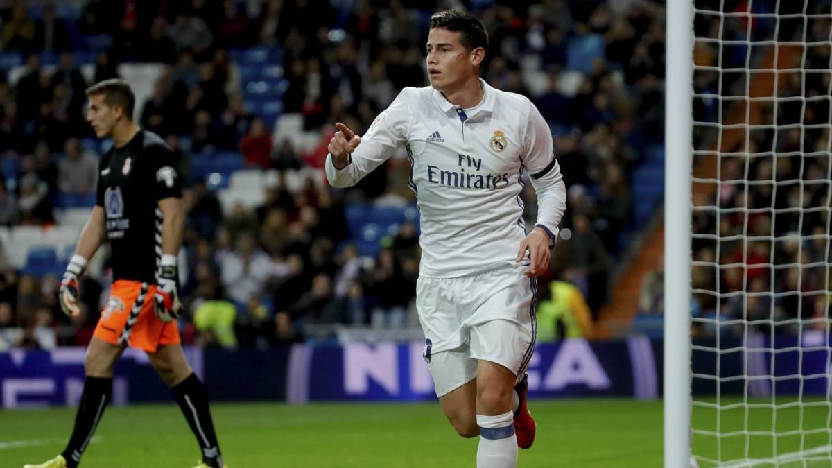Florentino habría aceptado oferta del Milán por James