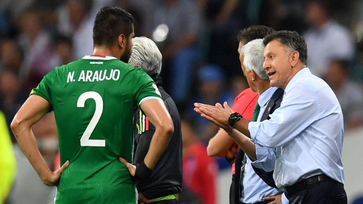 Osorio cree que México merecía más