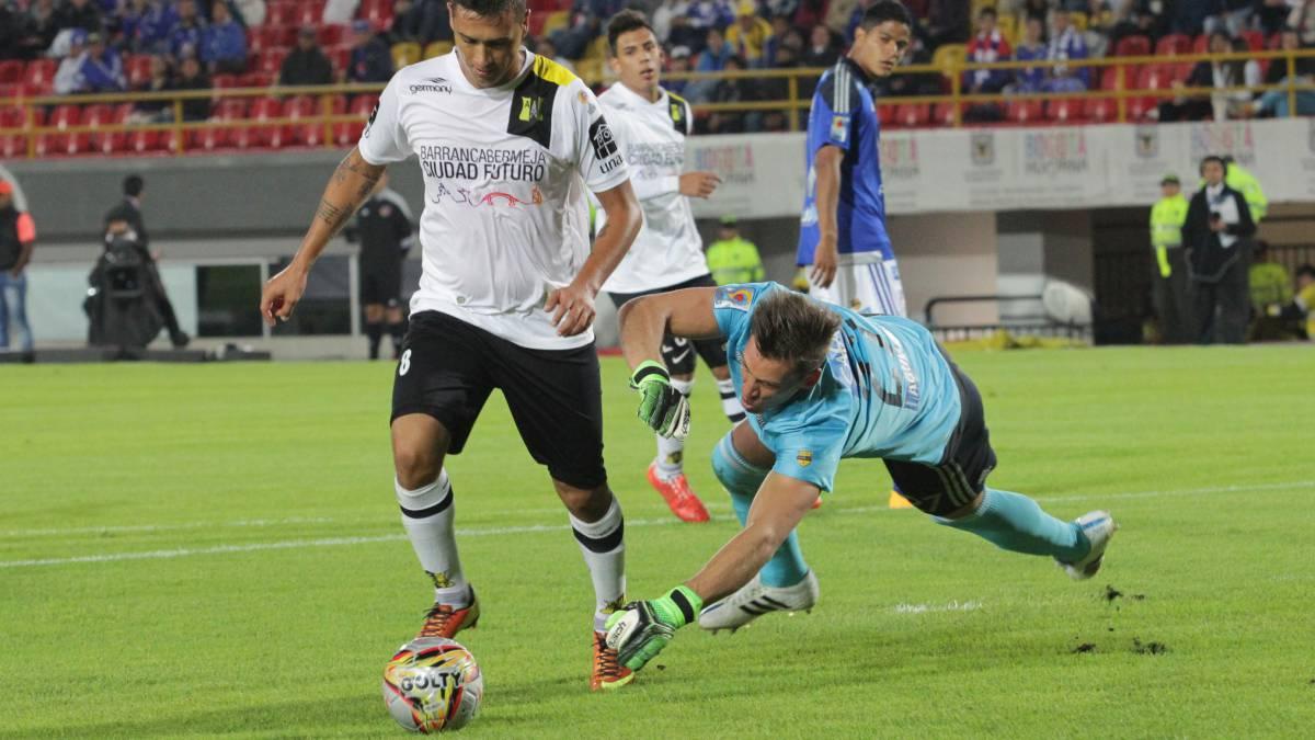 Millonarios hizo respetar su casa al vencer 2-0 a Alianza Petrolera