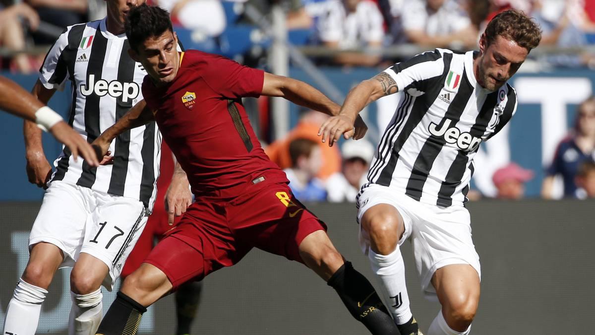 Sigue El Roma Juventus En Vivo Online Partido De La International Champions Cup