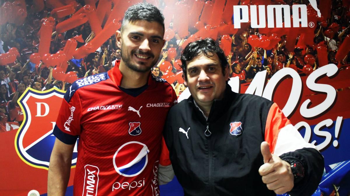 Erramuspe regresa a Independiente de Medellín
