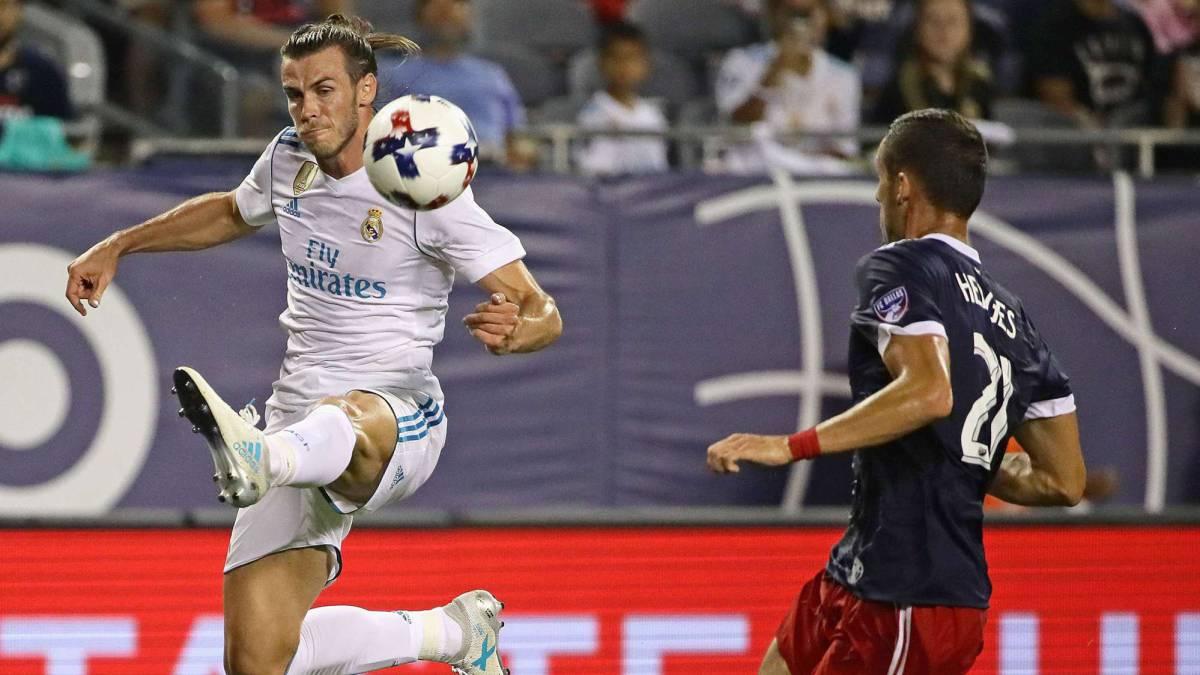 Zidane contesta a Mourinho por su frase sobre Bale
