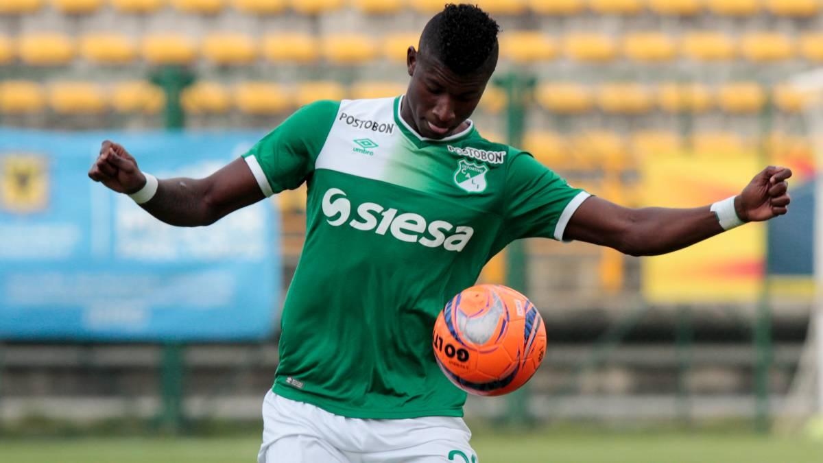 Luis Manuel Orejuela, vendido al Ajax de Holanda