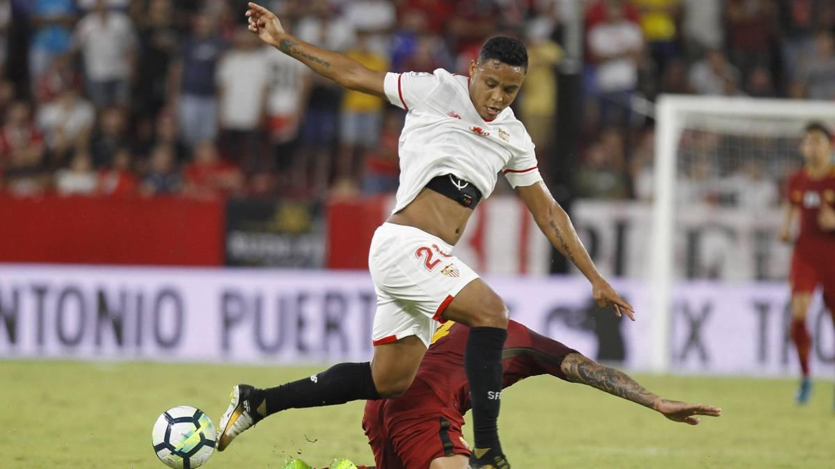 El Sevilla de Berizzo venció al Basaksehir por la Champions League