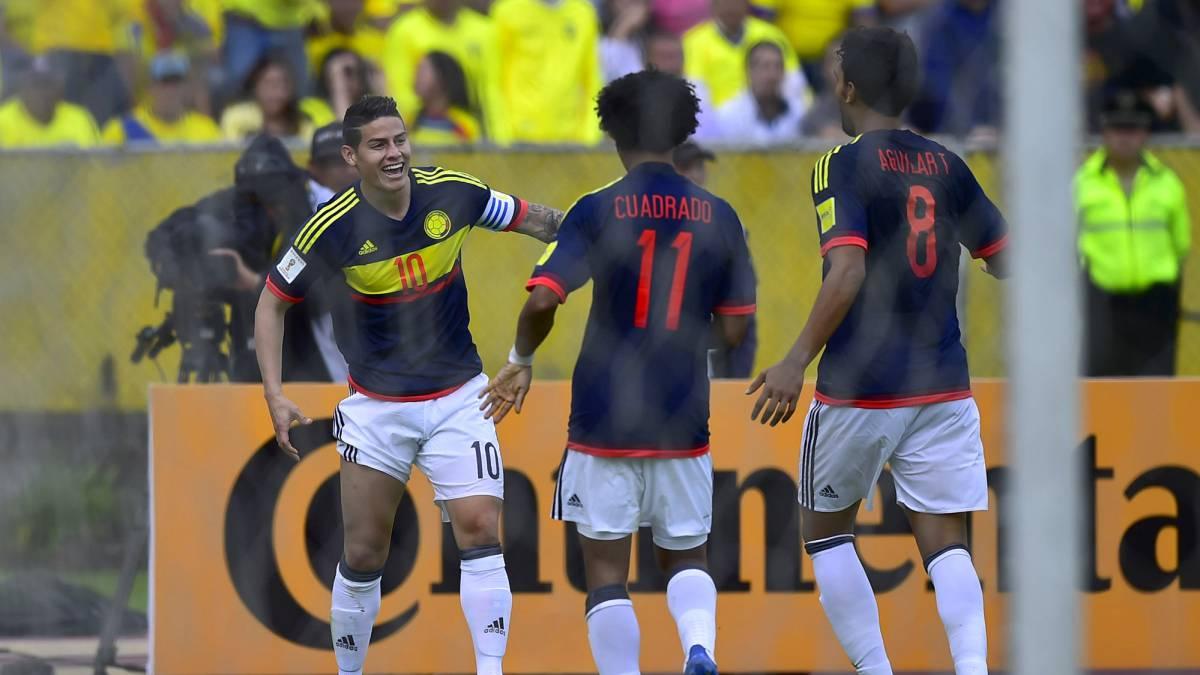 c mo se clasifica colombia al mundial en estas 2 fechas