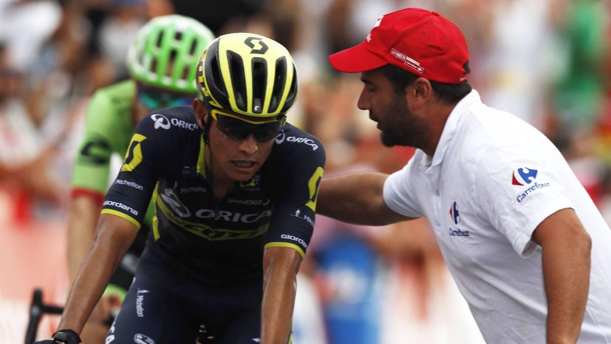 En vivo Etapa 12 Motril Antequera-Vuelta a España 2017 directo online