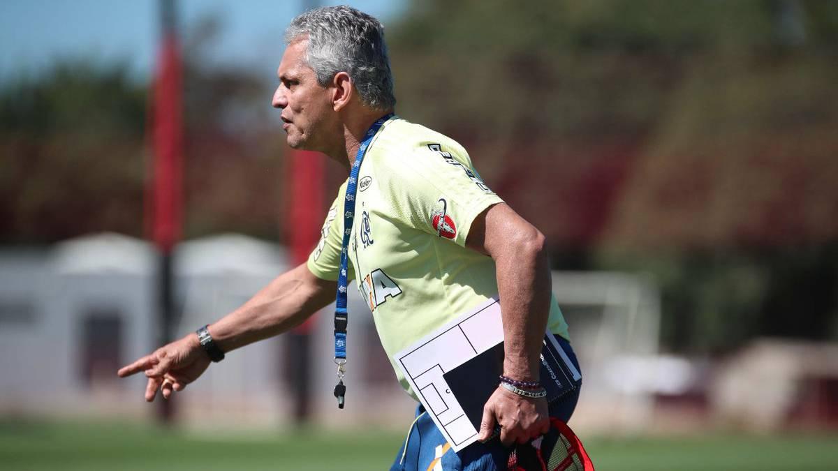 Rueda y Flamengo empatan primera final de Copa de Brasil