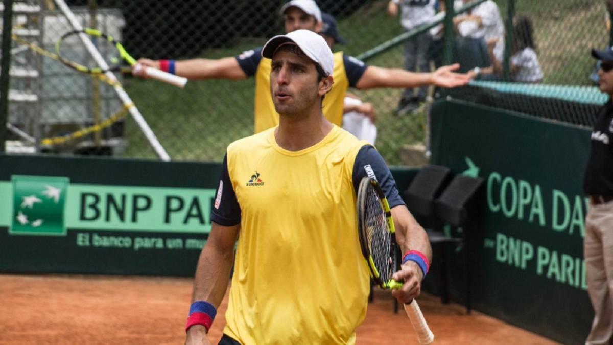 Colombia define su nómina para jugar la Copa Davis